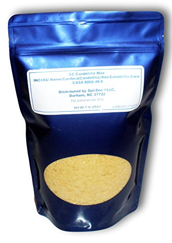Refined Candelilla Beeswax Substitute cosmetics product image