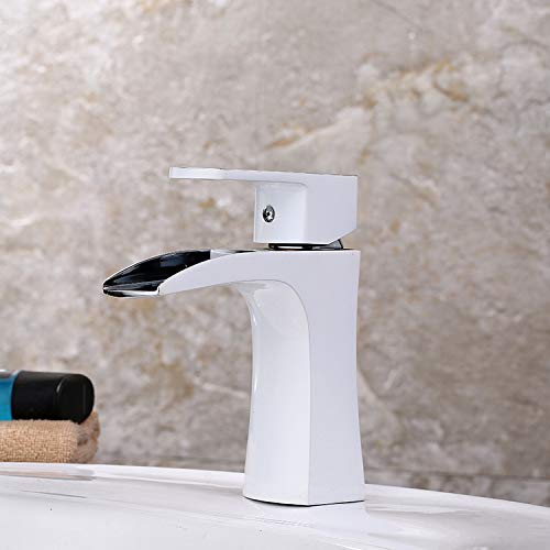 Hot and Cold Faucet Bathroom wash Basin Faucet Bathroom Cabinet Basin washbasin Faucet