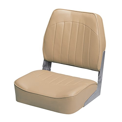 Wise 8WD734PLS-715 Low Back Boat Seat, Sand by Wise (Image #1)