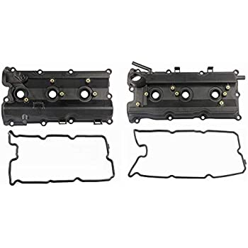 Amazon.com: JDMSPEED - Cubiertas para válvula de motor ...