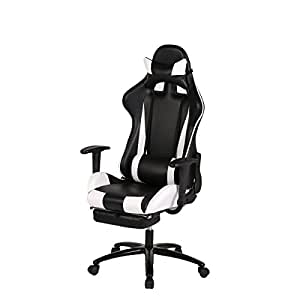 Office Chair High-back Recliner Office Chair Computer Chair Ergonomic Design Racing Chair