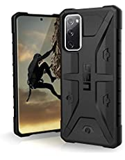 URBAN ARMOR GEAR UAG Samsung Galaxy S20 FE/FE 5G Rugged Lightweight Slim Shockproof Pathfinder Protective Cover, Black
