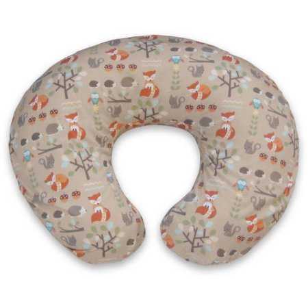 Original Boppy Pillow Slipcover, Fox Forest Boppy 3100147KWMC