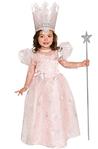 8eighteen The Wizard of Oz Glinda the Good Witch Toddler Halloween Costume (Plus Size Sexy Glinda Costume)