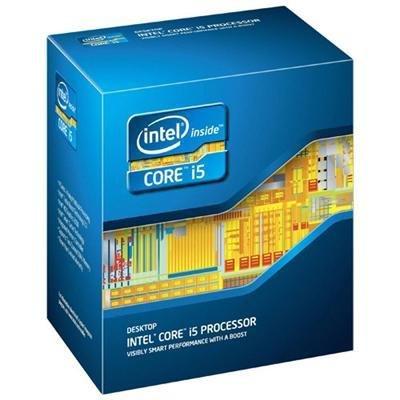 Intel Core i5-2405S Quad-Core Processor 2.5 GHz 6 MB Cache LGA 1155 - BX80623I52405S by Intel