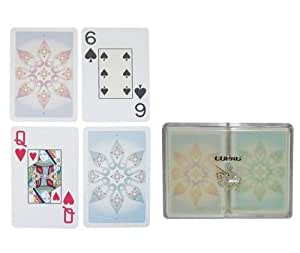 Copag Silver Series Bridge Size Playing Cards (Indian)