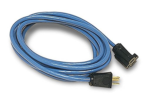 Heavy Duty Extension Cord 12 Ga 50 Ft Blue Sjew-A Cable