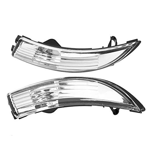 Rearview Mirror Turn Signal Light Lamp Shell Car Front Bumper Lamp Indicator Housing:
