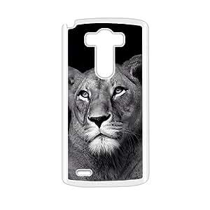 Calmness lion lovely phone case for LG G3