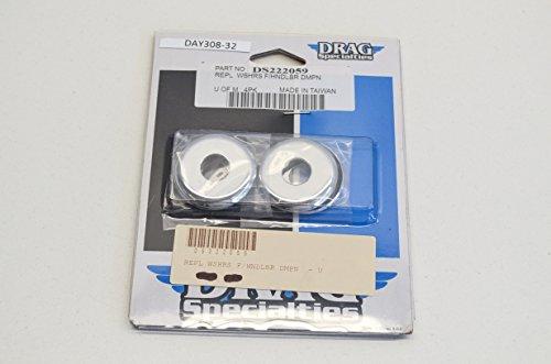 (Drag Specialties DS222059 Washer Set for Handlebar Dampener QTY 1)