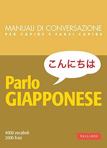 Parlo Giapponese 4000 Vocaboli 2000 Frasi Italian Edition