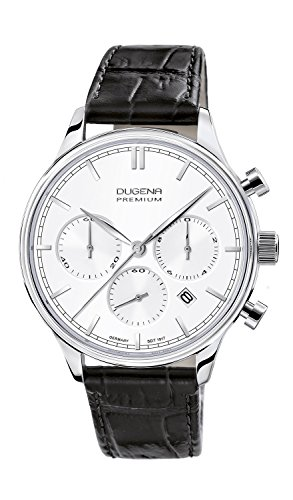 Dugena Men's Watch(Model Premium 2015 Sigma Chrono) -  7000200