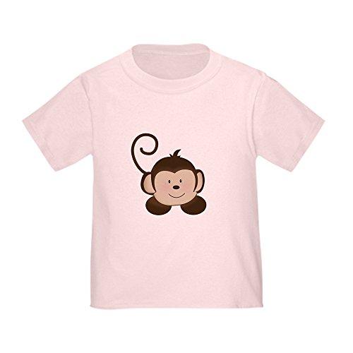 - CafePress - Pop Monkey Toddler T-Shirt - Cute Toddler T-Shirt, 100% Cotton