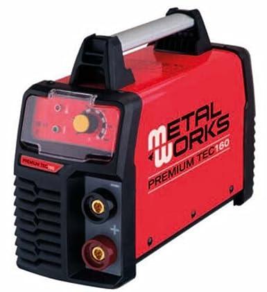 Metalworks TEC Soldadora electrodos MMA inverter
