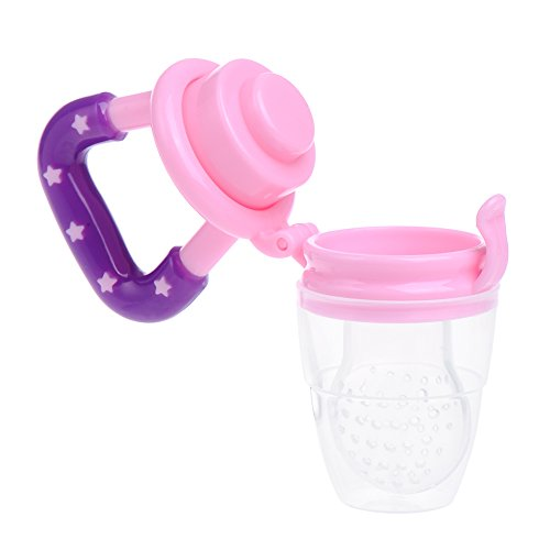 Silicone Baby Food Feeder Fruit Feeder Pacifier Gum Infant