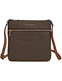Bedford Signature Flat Cross-Body Bag