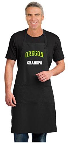 - Broad Bay University of Oregon Grandpa Apron Large UO Grandpa Aprons for Men or Women
