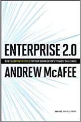 Enterprise 2.0: New Collaborative Tools for Your Organization's Toughest Challenges Hardcover