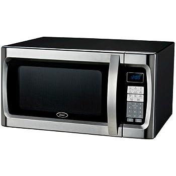 Amazon.com: Oster 1.3 Cu Ft 1100 Watt Microwave: Kitchen