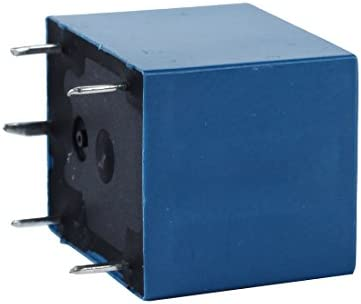 LQNB 5 piezas 5V Rele de potencia Rele de potencia de tipo de circuito impreso