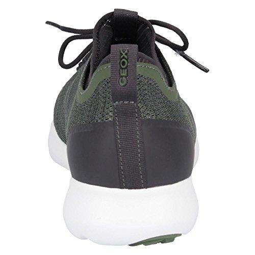 GEOX Scarpe U826BA 0006K C3016 41 Verde