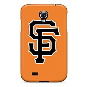 New Baseball San Francisco Giants Tpu Skin Case Compatible With Galaxy S4