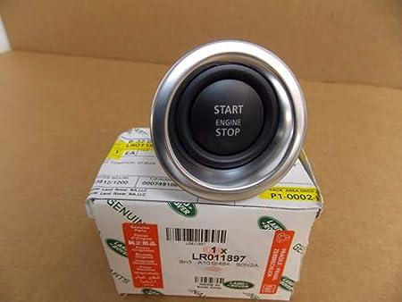 Range Rover L322 Engine Start Stop Switch Keyless Ignition Button OEM 2010~2012