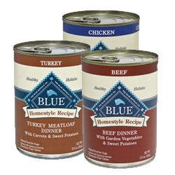 blue canned dog food - 3