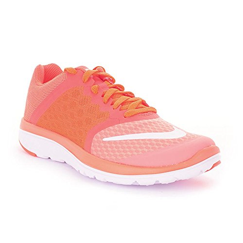 Zapatillas De Running Nike Mujeres Fs Lite 2 Atomic Pink / White / Hyper Orange