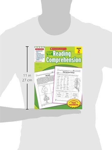 scholastic reading comprehension grade 2 pdf