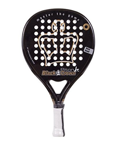 Pala Padel Black Crown Piton Junior