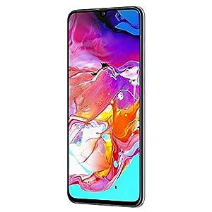 Samsung-Galaxy-A70-128GB-6GB-RAM-67-in-Screen-Fingerprint-25W-Super-Fast-Charger-US-Global-4G-LTE-GSM-Unlocked-International-Model-A705MNDS-White-128GB-128GB-SD-Case-Bundle