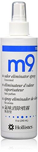 M9TM Odor Eliminator Spray 8 ounces/UnScented/Each
