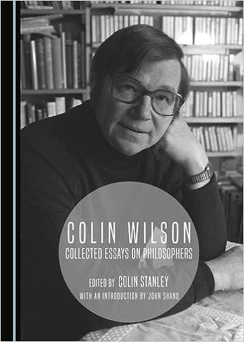 colin wilson superconsciousness pdf