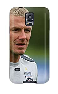Alex Perez Riva's Shop Hot New AnnaSanders Super Strong David Beckham Soccer Tpu Case Cover For Galaxy S5