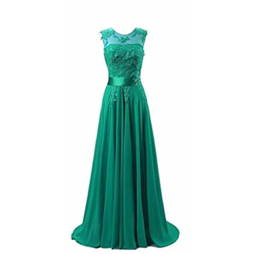 Emerald Green Prom Dress: Amazon.com