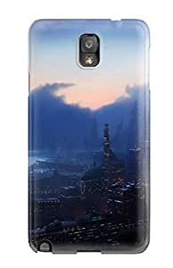 High-end Case Cover Protector For Galaxy Note 3(city)