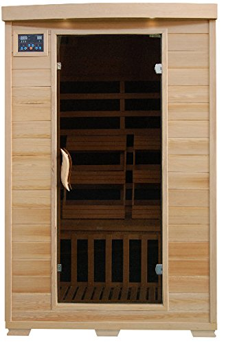 Coronado - 2 Person Carbon Heatwave™ Sauna