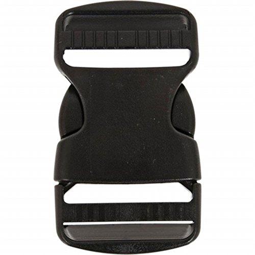 Liberty Mountain Dual Adjustable Buckle (1 1/2-Inch) (1 1/2