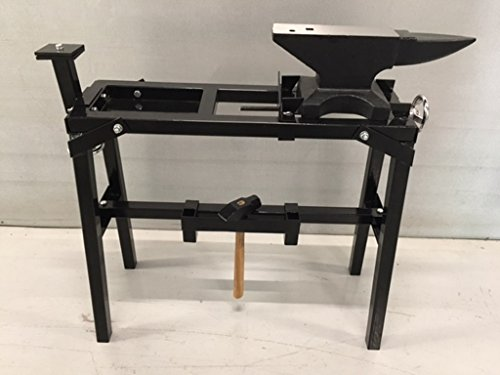 Industrial Machinery Blacksmith Anvil Vise Base Stand With