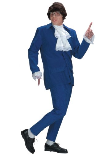Austin Powers Costumes (Austin Powers Adult Costume - X-Large)