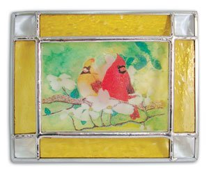 Creative Images Color Slide Delphi Glass