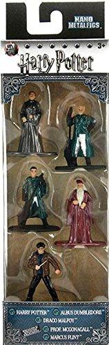Nano Metalfigs Harry Potter Die-Cast Mini Figures Set 2 (Mini Harry Figures Potter)