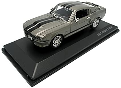1967 Shelby Gt500 Eleanor >> Amazon Com 1967 Shelby Gt500 Eleanor 1 43 By Yat Ming Toys