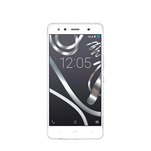 BQ Aquaris X5 – Smartphone de 5″ (WiFi, Bluetooth, 2 GB de RAM, 16 GB de memoria interna, Android 5.1)