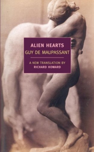book cover of Alien Hearts