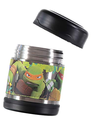 Thermos Funtainer 10 Ounce Food Jar, Teenage Mutant Ninja Turtles by Thermos (Image #1)