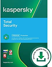 $99 » Kaspersky Total Security 2021 | 5 Devices | 3 Years | PC/Mac/Android | Online Code