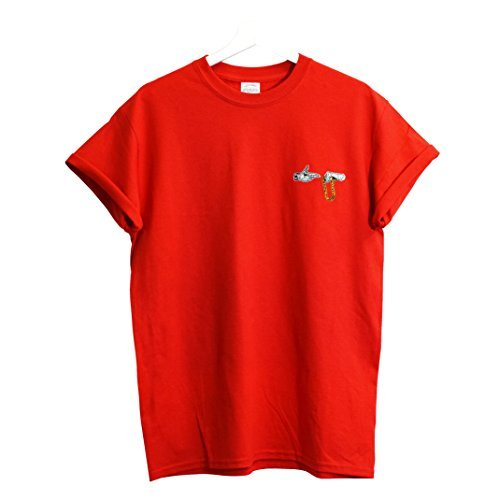 Initialism Run Fact Actual Hop Rouge Hip Brodé Rtj Xxl The petit T shirt Jewels RZwq58w