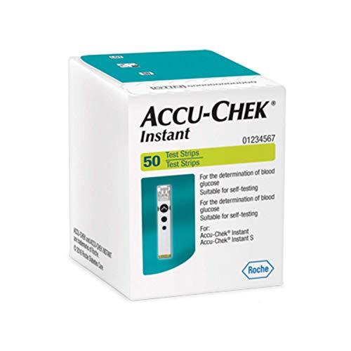 Accu Chek Instant 50 Test Strips
